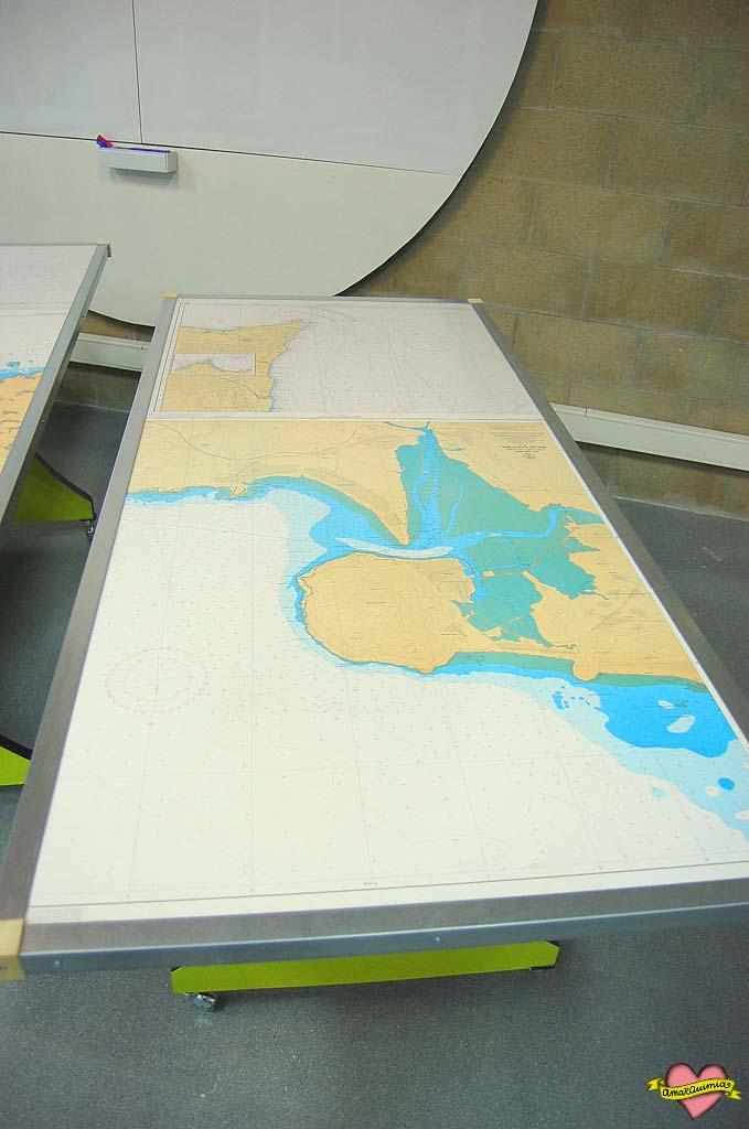 mesa para taller creativo