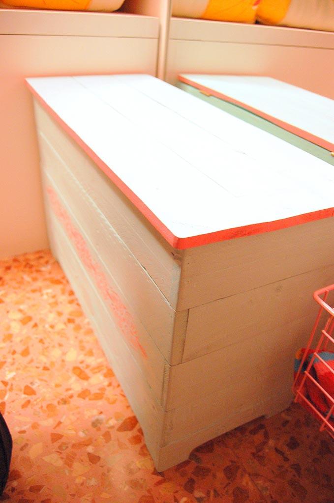 construcción baúles madera de palet personalizados