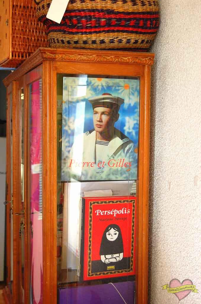 detalles vintage casa de revista en el centro de alicante