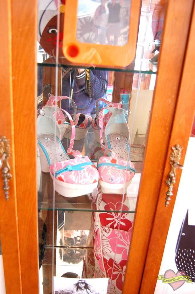 zapatos kawai decoración