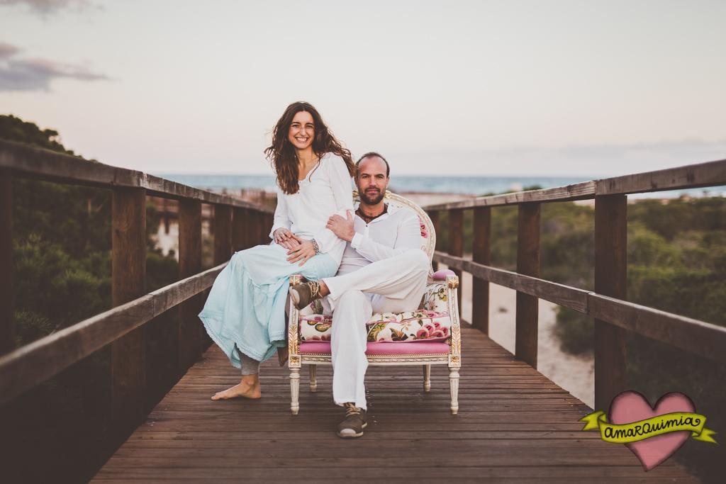 64-pareja modelos y clientes sesión de fotos tapicería artística Cartagena Murcia Alicante